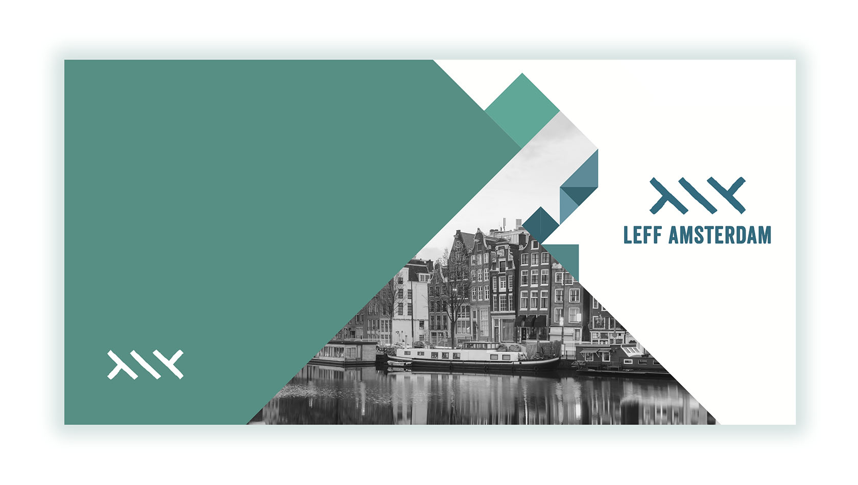 Graphic designer Project of Leff Amsterdam
